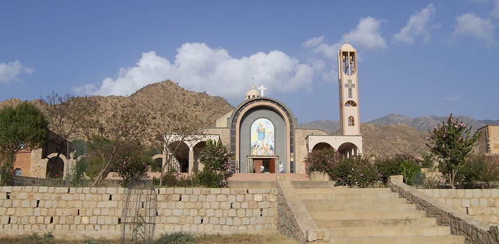 Eritrea hoy: impresiones y consideraciones de un vicentino