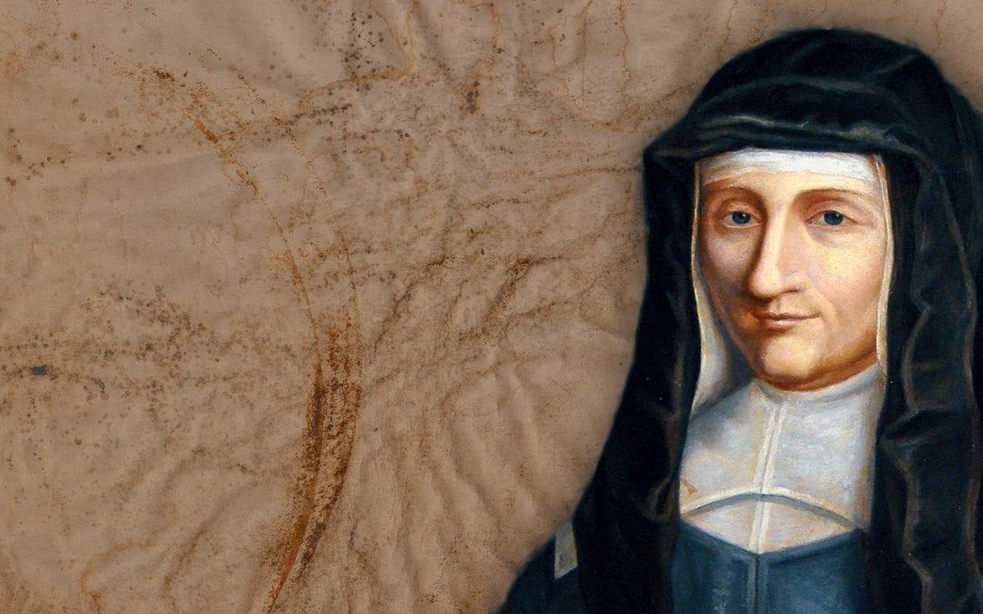 La Vocación de Santa Luisa de Marillac