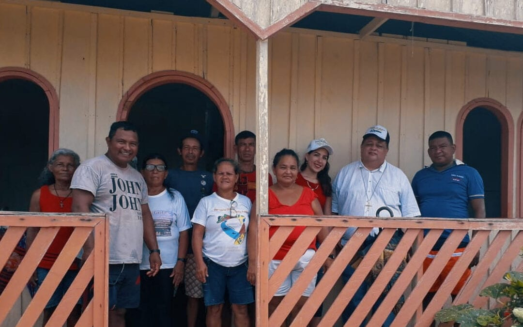 Misión Internacional Vicentina en Tefe – Brasil