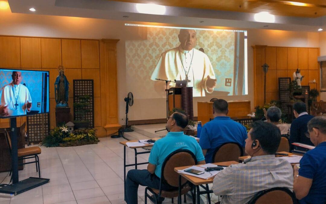 Misiones Internacionales y Comunicación en la Congregación