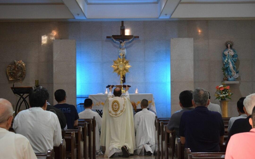 """""""La conversión misionera en Evangelii Gaudium. Desafíos para la Congregación """""""