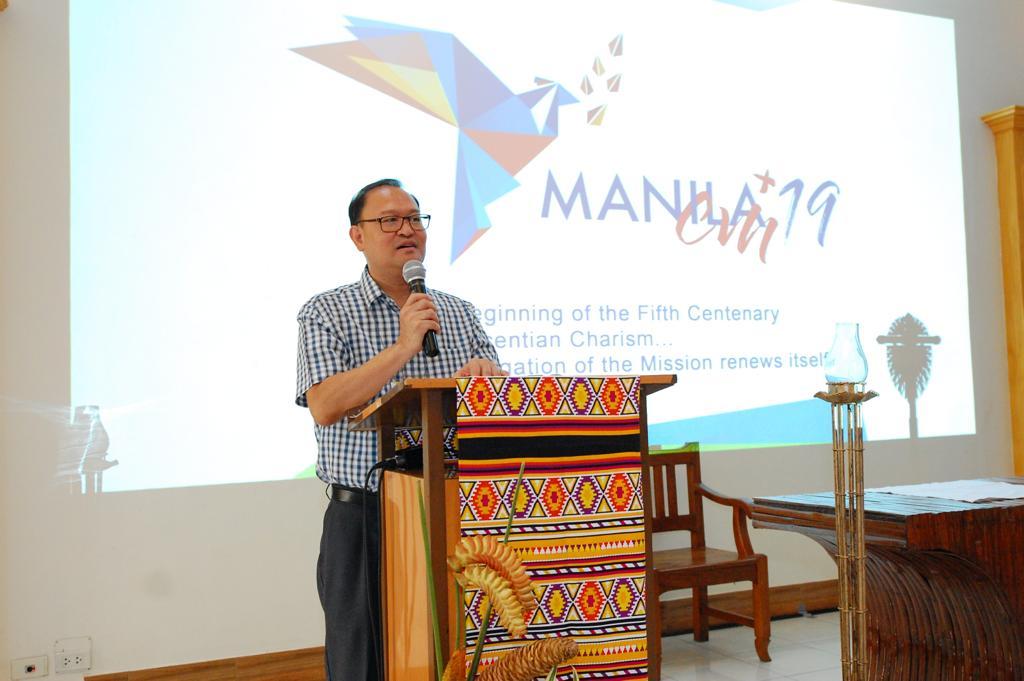 P. Gregorio Bañaga, CM