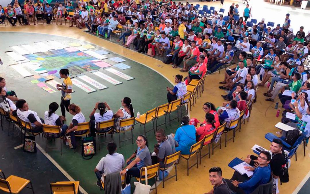 V Asamblea de las Comunidades Eclesiales de Base en la Misión Internacional de Tefé-Brasil