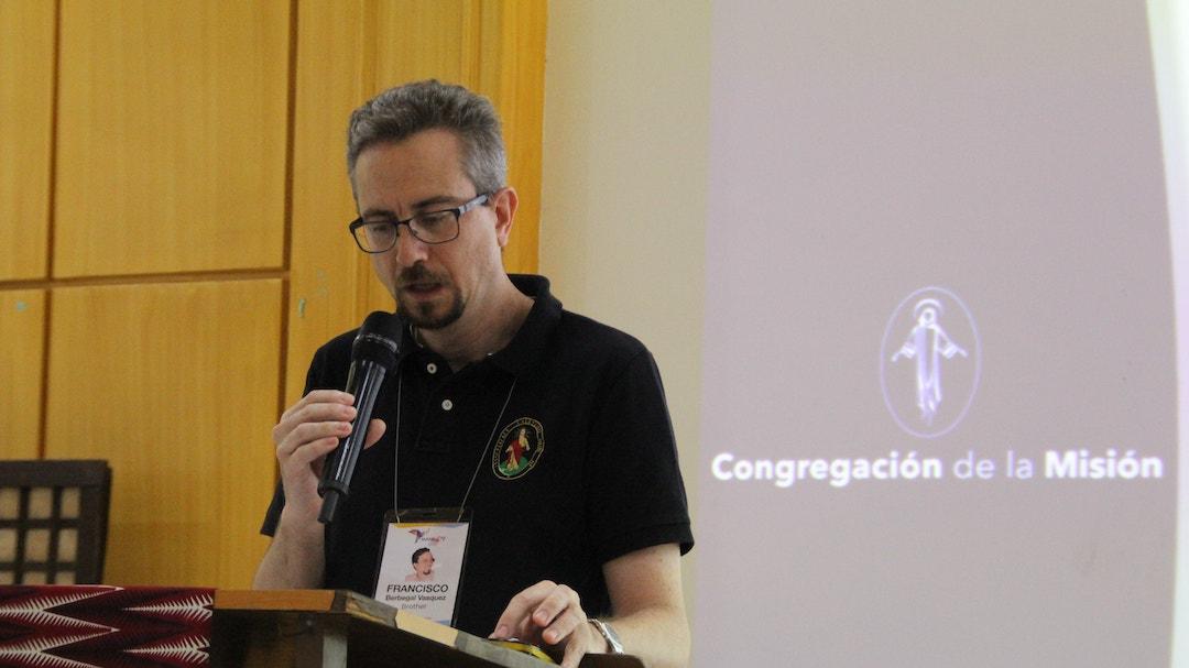 Francisco Berbegal Vasquez, CM - San Vicente - España