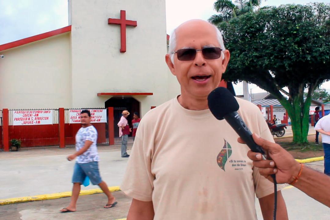 P. Alexander Fonseca, CM,