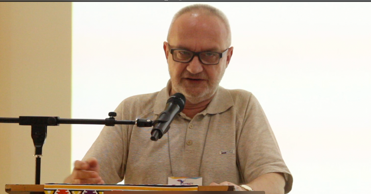 Paweł Janusz Holc, CM (Ass. Prov.) Province of Poland