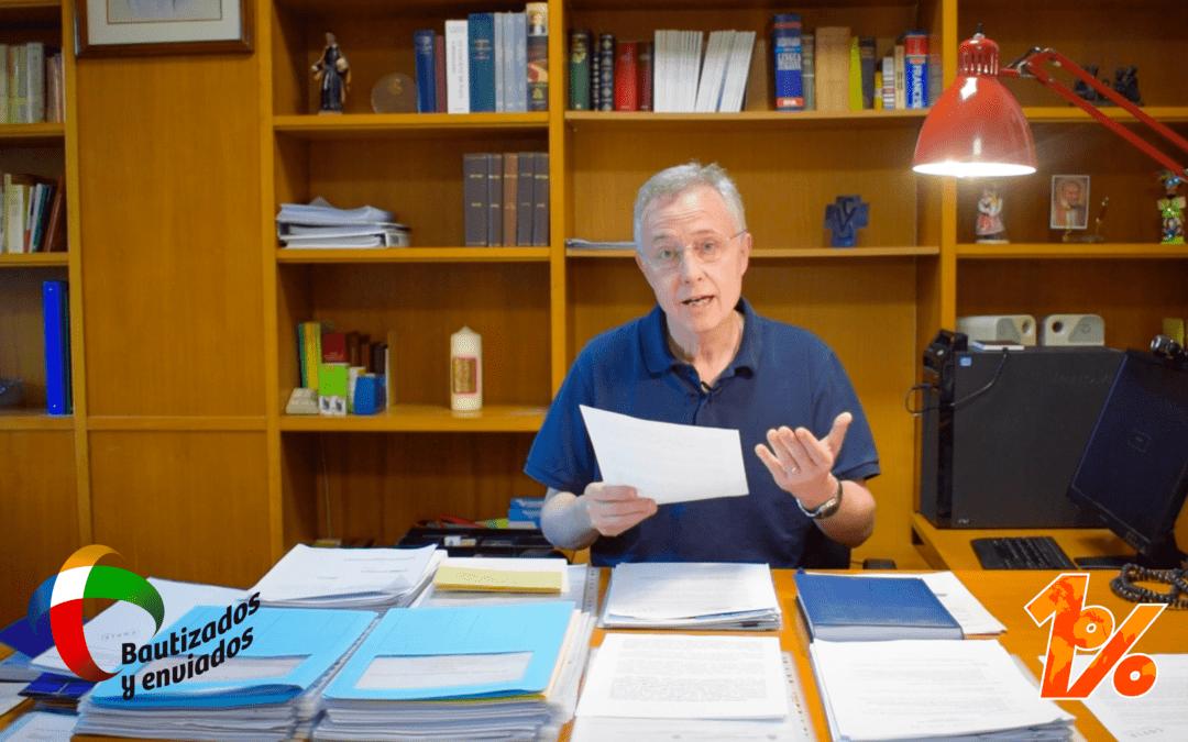 """Carta Llamada a Misión – 2019  """"Nueva Primavera Misionera en la Iglesia"""" Nueva Primavera Misionera en la Congregación de la Misión"""""""