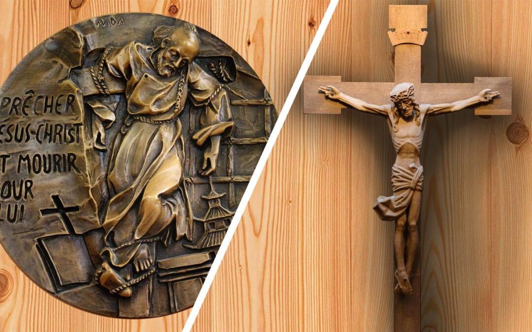 La Pasión de Jesús y la Pasión de Jean-Gabriel Perboyre