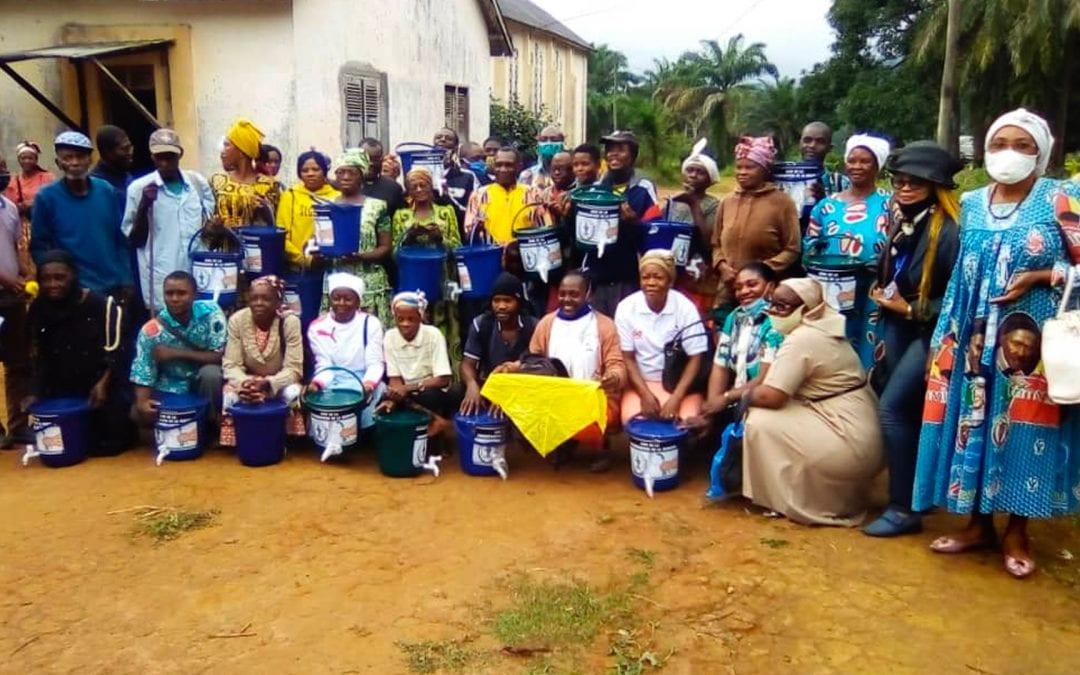 La COVID-19 en Camerún: sobre la contribución de la Congregación de la Misión