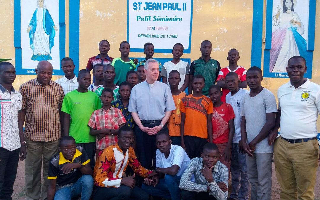Misión Internacional en El Chad-COVIAM