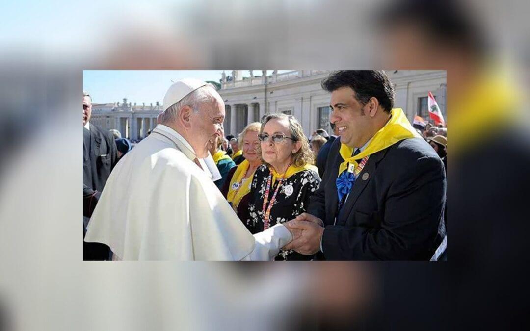 El Papa Francisco nombra al Presidente General de la SSVP para formar parte de un Dicasterio de la Santa Sede
