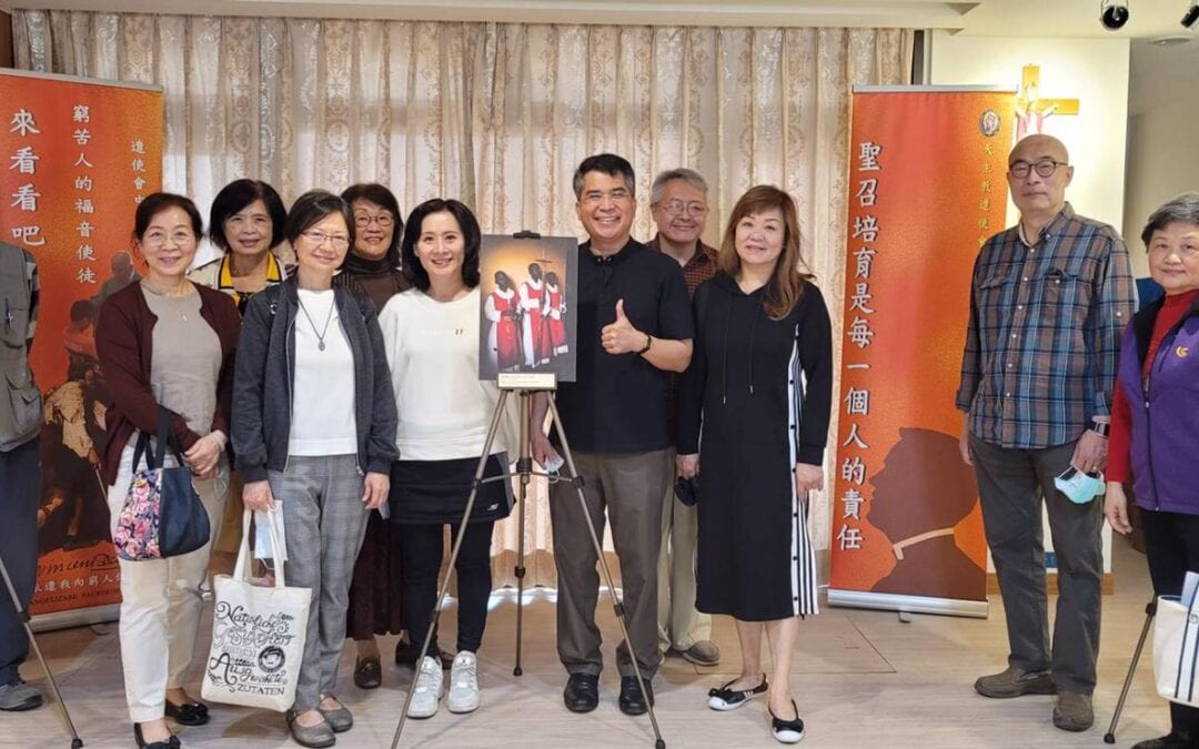 Nuestro seminario Taiwan