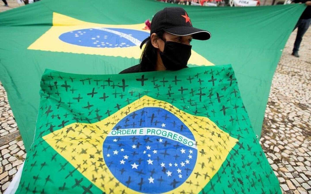 COVID 19 EN BRASIL Y LA GEOGRAFÍA HUMANA DEL DOLOR.