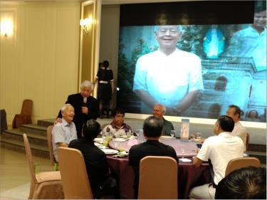 El P. Paul Liang, CM