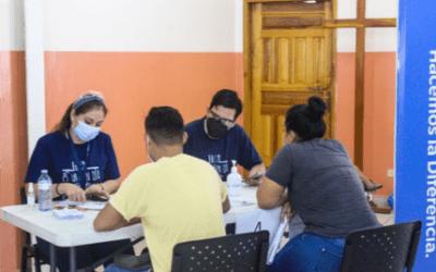 FERIA DEL EMPLEO – De la Iniciativa Vicentina de Reactivación Laboral (Honduras)