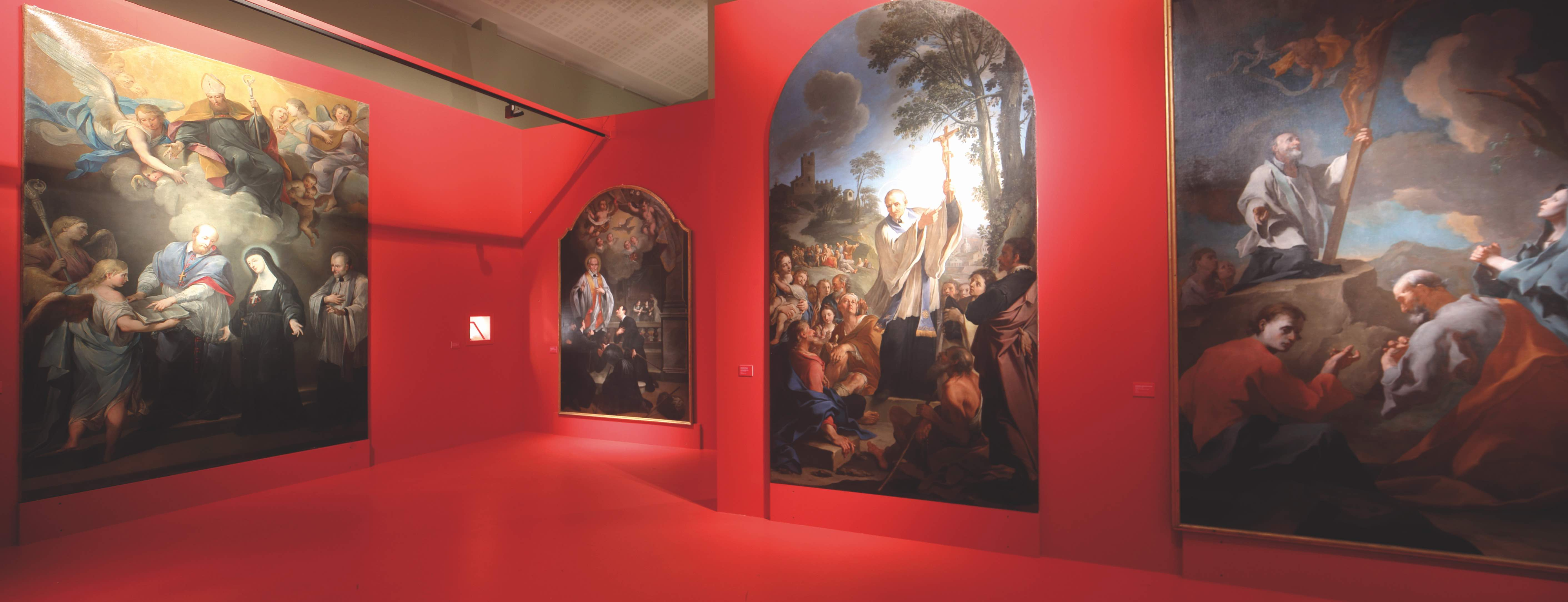 The beauty of art: a way to tell the story of the Vincentian charism
