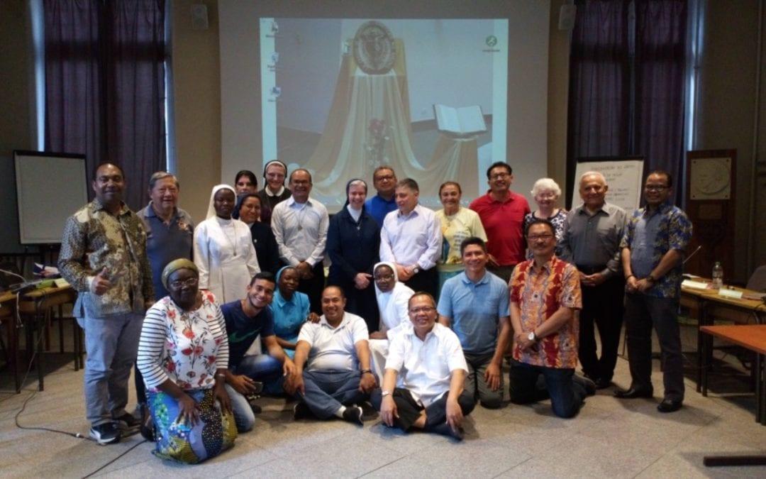 Troisième rencontre du CIF pour la Famille Vincentienne