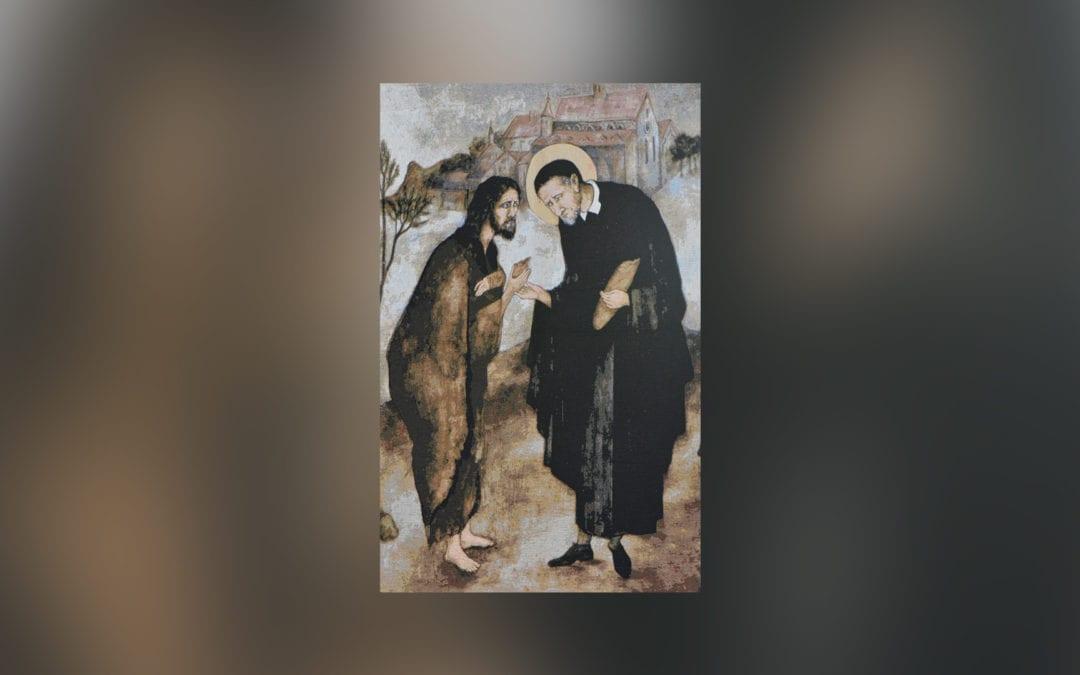 Suivez Jésus Christ évangélisateur des pauvres en tant que prêtre lazariste