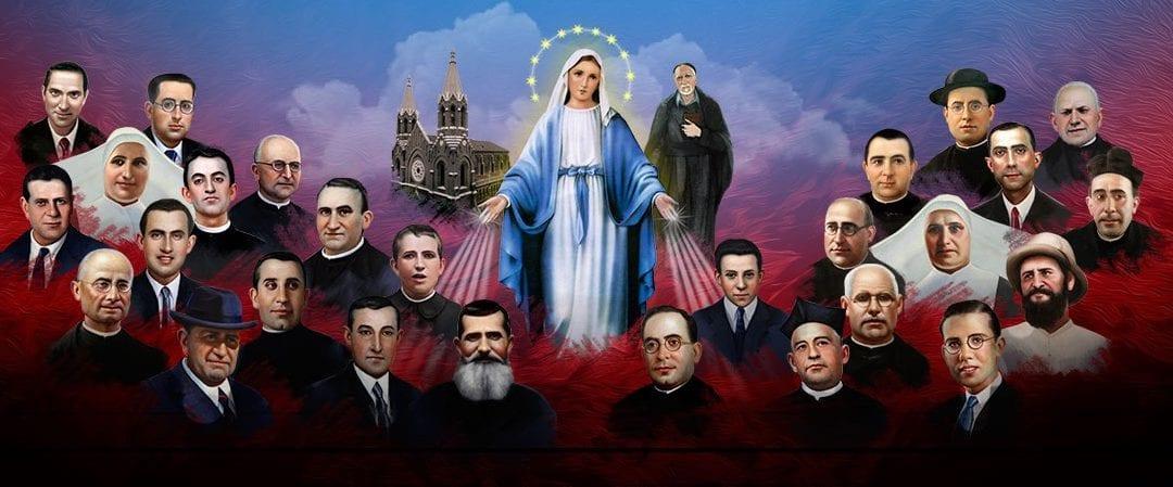 Une réflexion sur la béatification des martyrs espagnols de la famille vincentienne