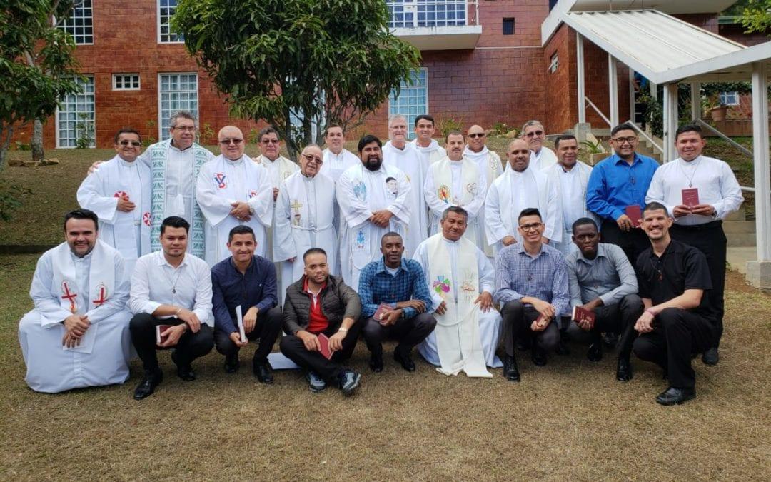 Réunion des visiteurs et des délégués régionaux – Ouverture du séminaire interne ( CLAPVI Nord et Equateur )