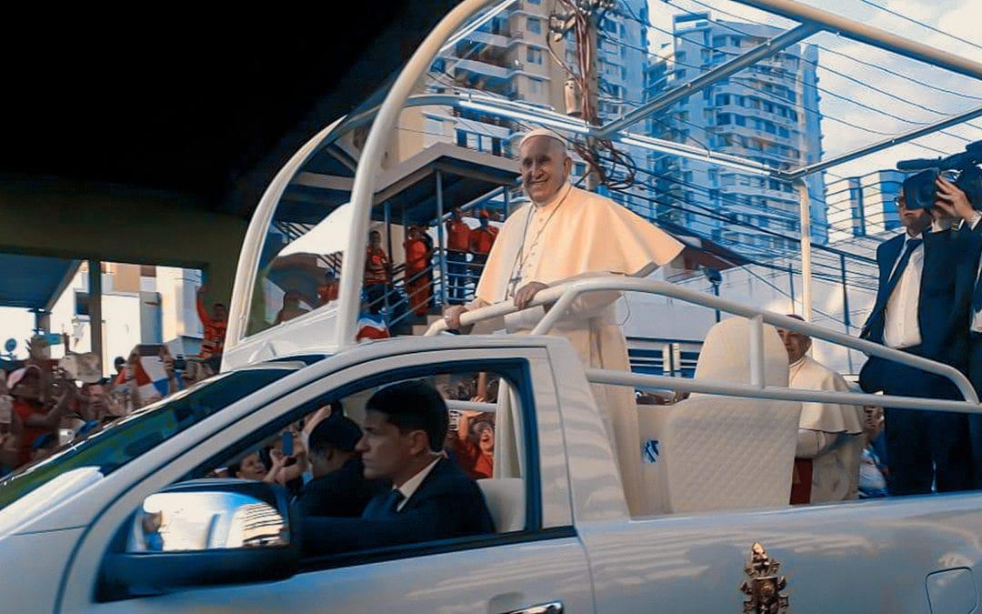 Les Dix Phrases Clés du Pape François dit aux JMJ de Panama