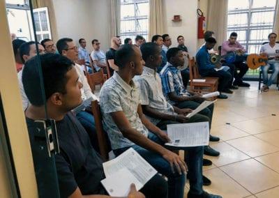 Vocations et Formation dans la Congrégation de la Mission