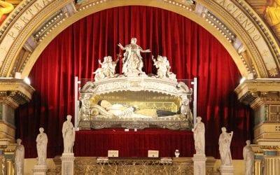 Translation des Reliques de Saint Vincent de Paul