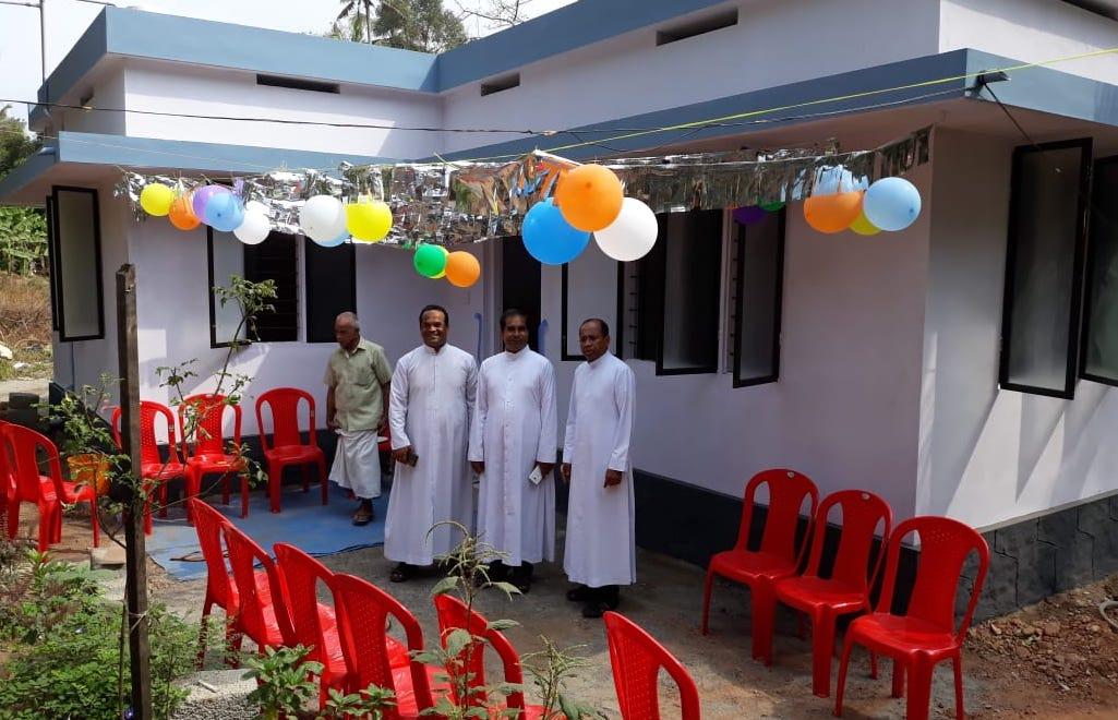 Une Vue de l'Inde – La Congrégation de la Mission dans le Sud de l'Inde et la Campagne «13 Maisons»