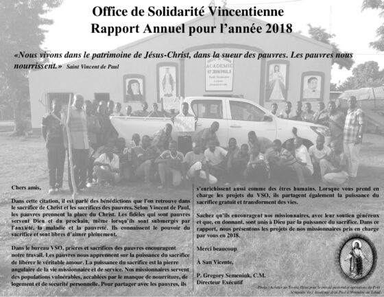 thumbnail of French VSO Annual report 2018