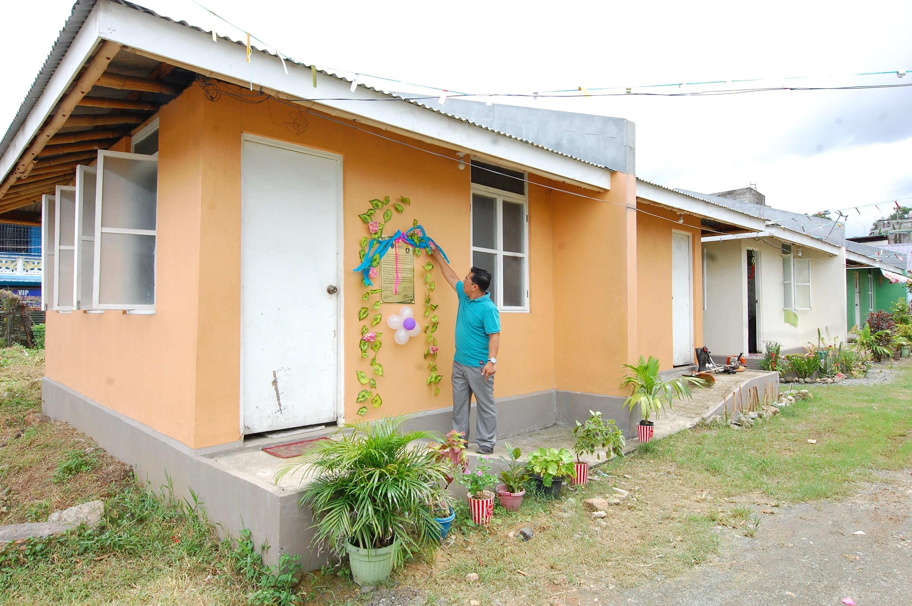 Maison de la Fondation Vincentienne des Missionnaires pour le Développement Social