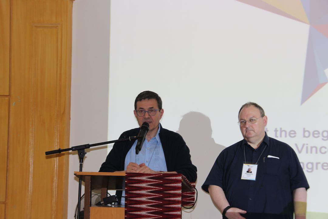 Giuseppe Turati, CM - Paschal Malachy Kevin Scallon, CM