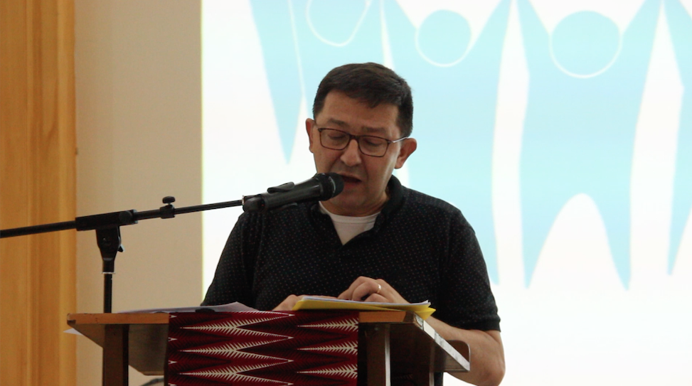Guillermo Campuzano, CM - ONU