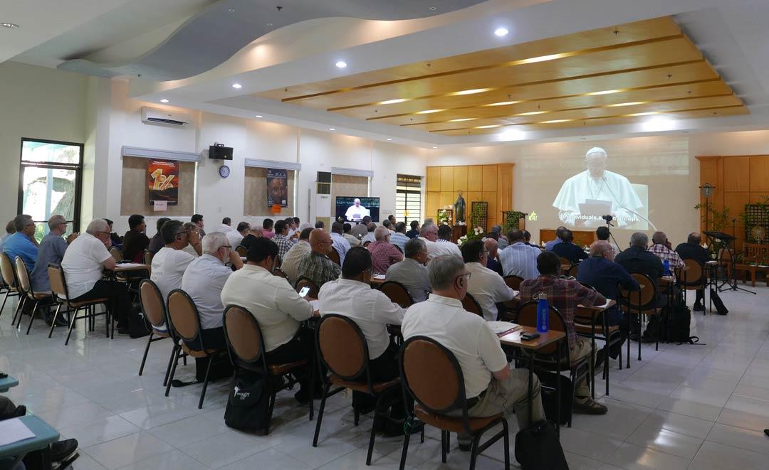 Presentation-of-Daniel-Pilario,-CM