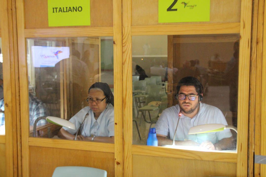 Sr Dory Azaña (DC) - Faiver Mañosca Cardozo, CM - Translators
