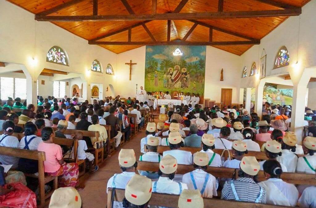 Que font les Lazaristes à Madagascar? Informez-vous au Foyer Tanjamoha, une maison pour personnes handicapées