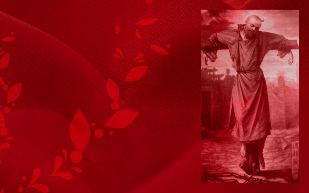 Saint Jean Gabriel Perboyre, cm : des Monts Puech… aux Plaines et Montagnes de l'Empire céleste