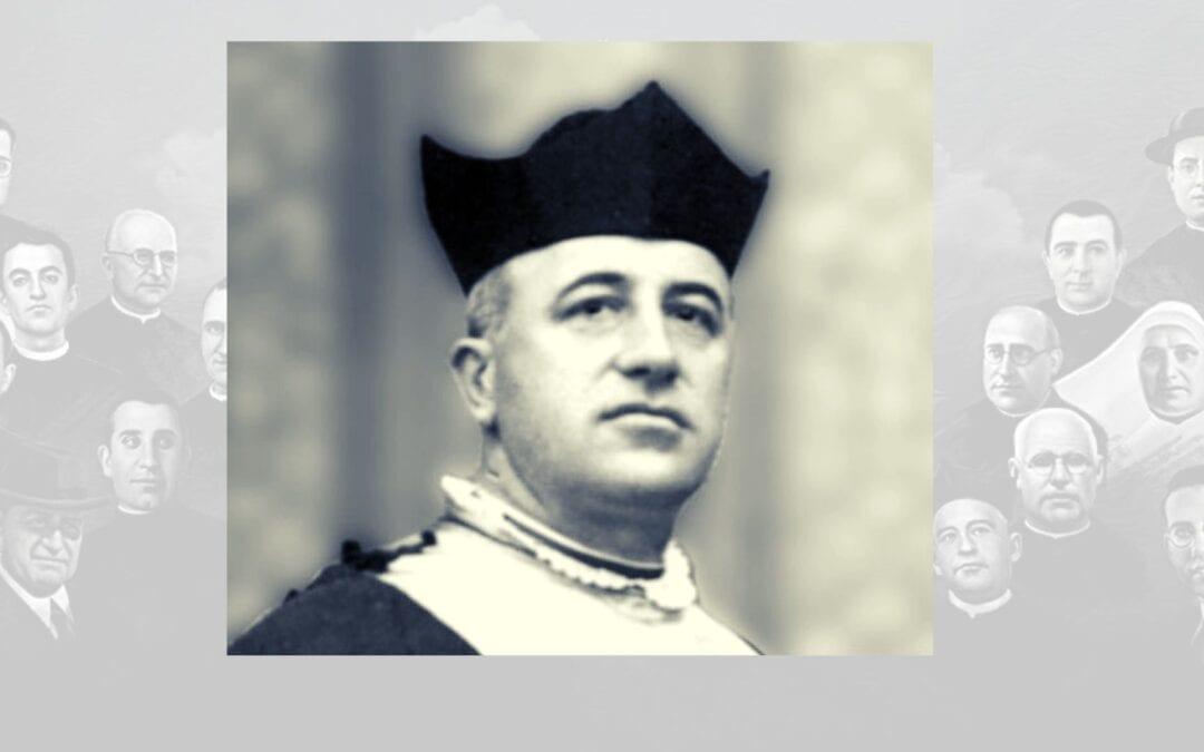 Un exemple de vie dans l'humilité d'un de nos saints : Bienheureux Manuel Requejo Pérez, CM (1872-1936)