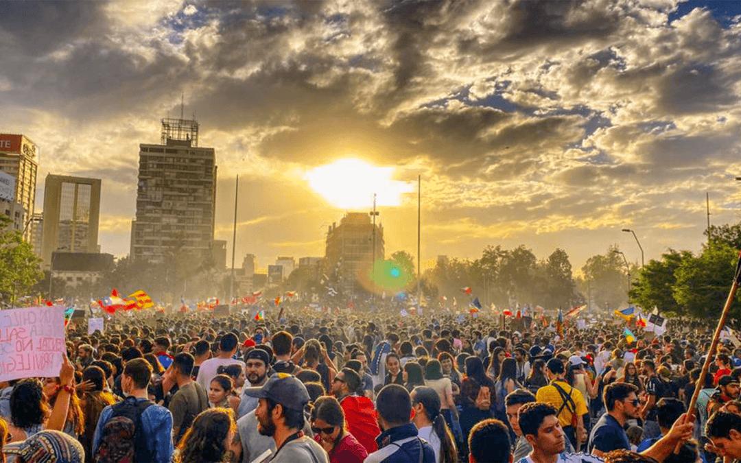 La révolte du peuple Chilien