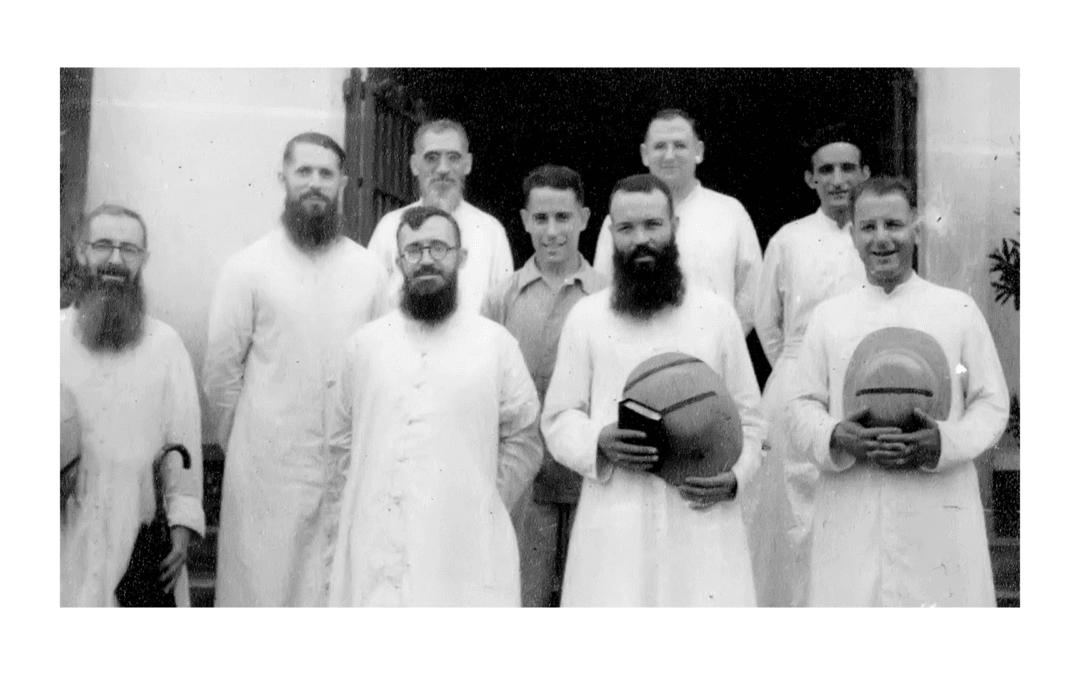 Fr.  Valerian Guemes, CM.  – un modèle d'évangélisateur zélé à tous les missionnaires