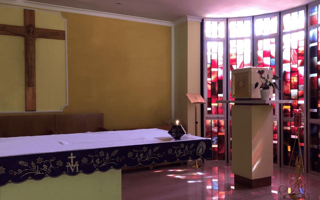 Prière pour la 43E Assemblée Générale de la Congrégation de la Mission