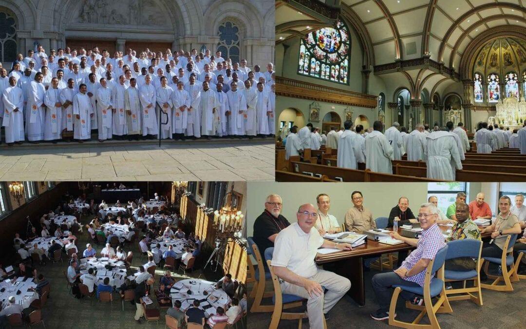 Annonce de la XLIIIE  Assemblée Générale de la Congrégation de la Mission