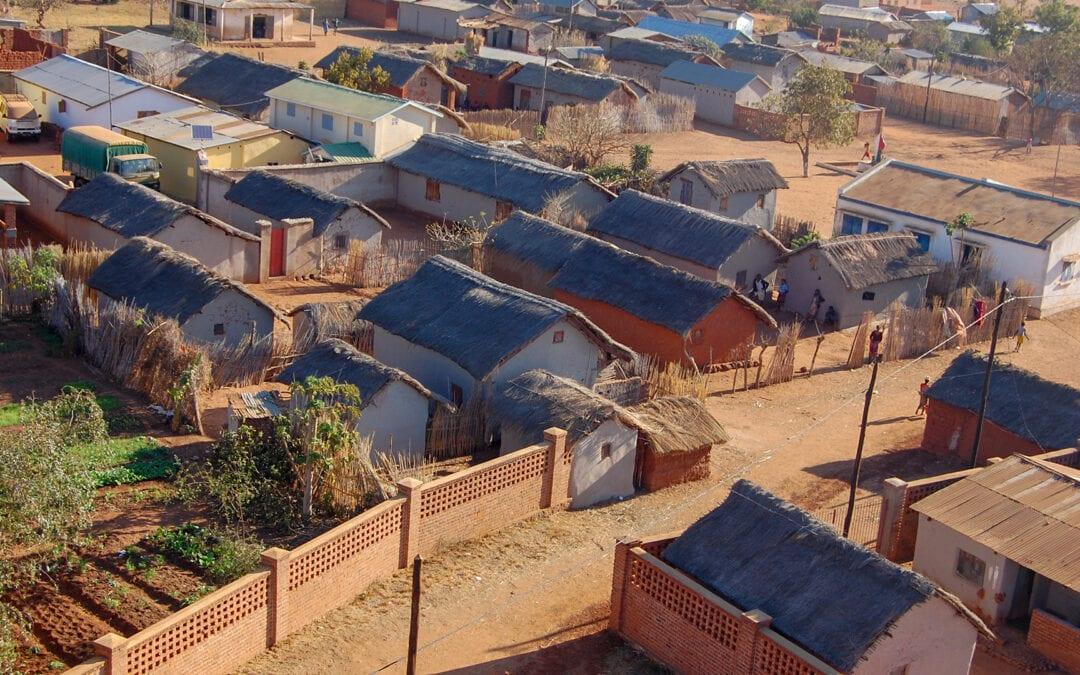 La mission Jangany et le développe typique ment des pauvres, modèle de changement systémique