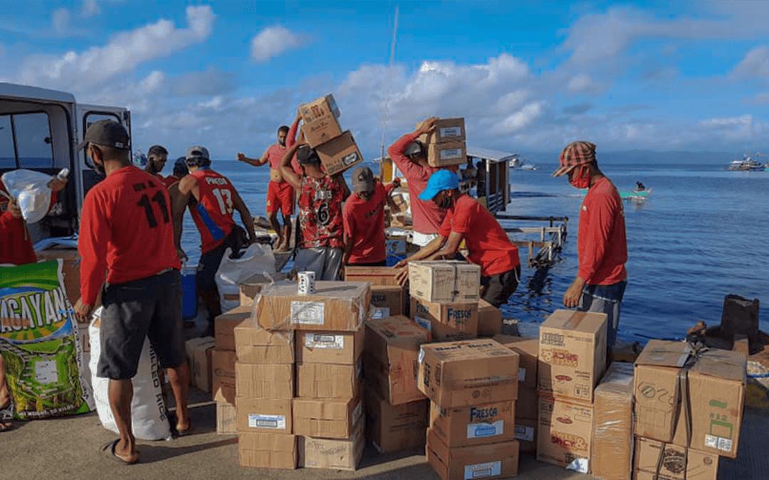 «Vincent au secours»: s'organiser durant la période de la pandémie