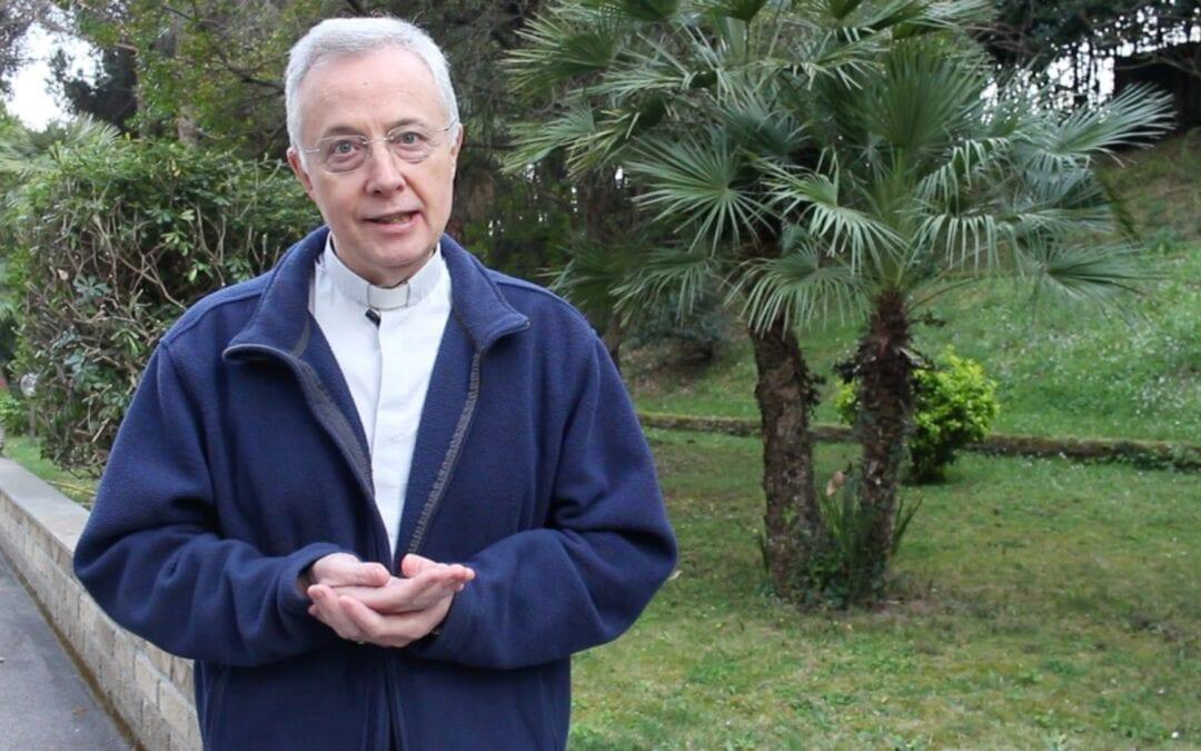Le message de Pâques du Père Tomaž Mavrič, CM, Président du Comité Exécutif de la Famille Vincentienne