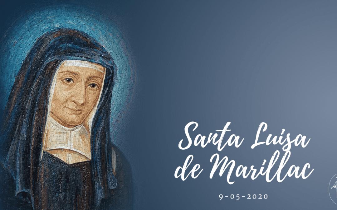 Célébrer sainte Louise en temps de pandémie