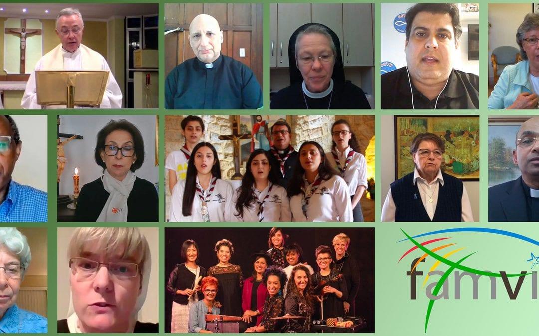 Réunion de prière de toute la Famille Vincentienne le 12 juillet