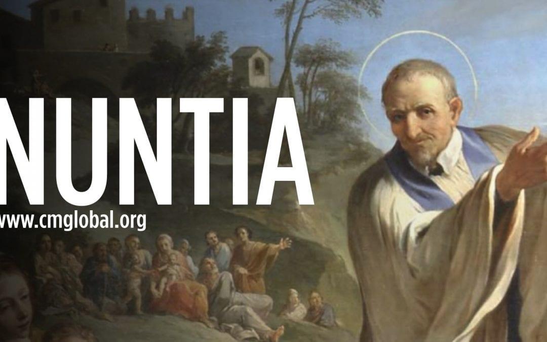 Le nouveau numéro de NUNTIA de juin est disponible