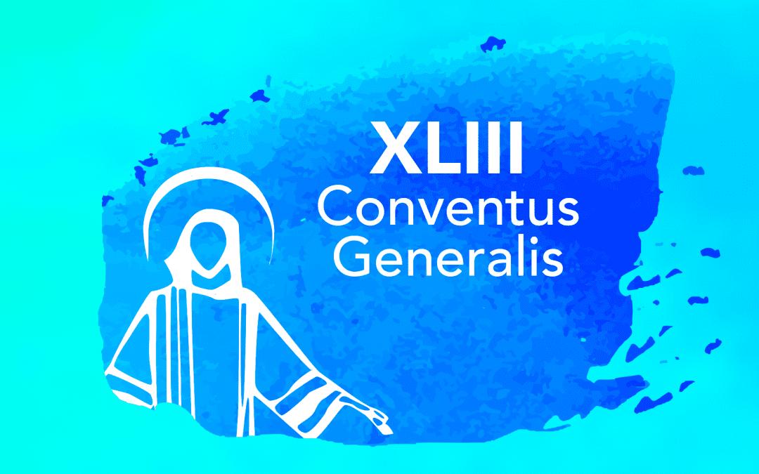 Présentation du logo pour la XLIIIe Assemblée générale