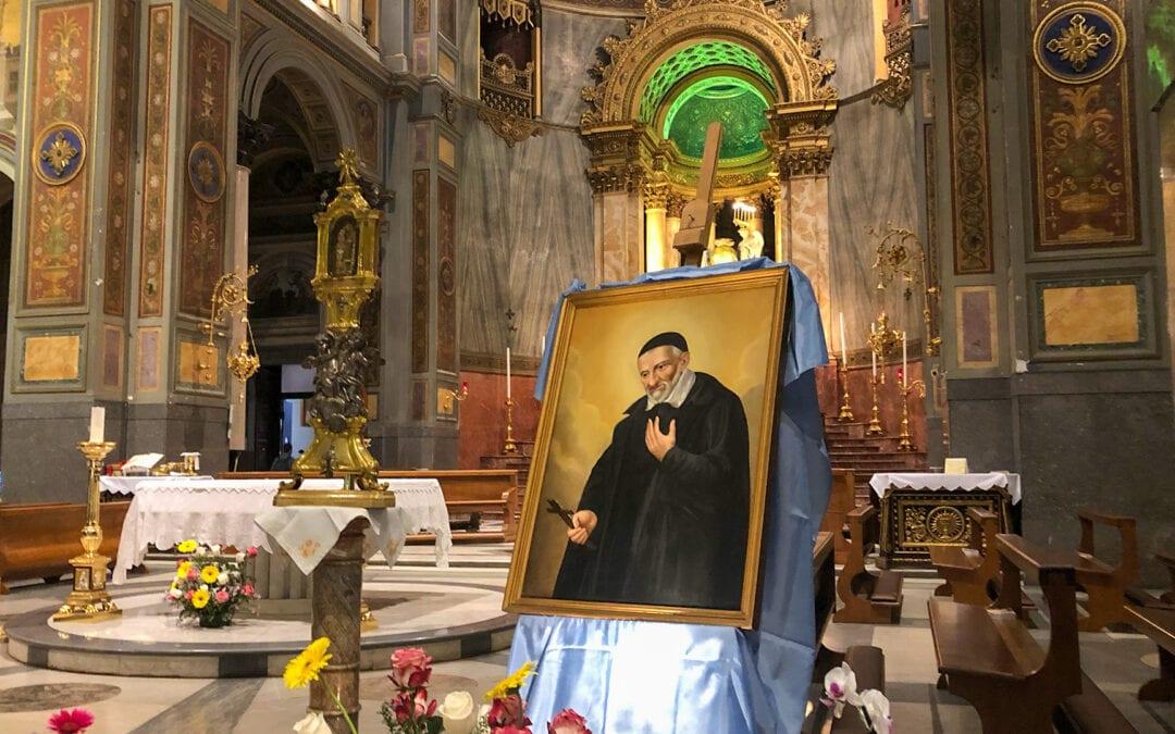 Saint Vincent de Paul … dans les eglises d'hier et les maux d'aujourd'hui