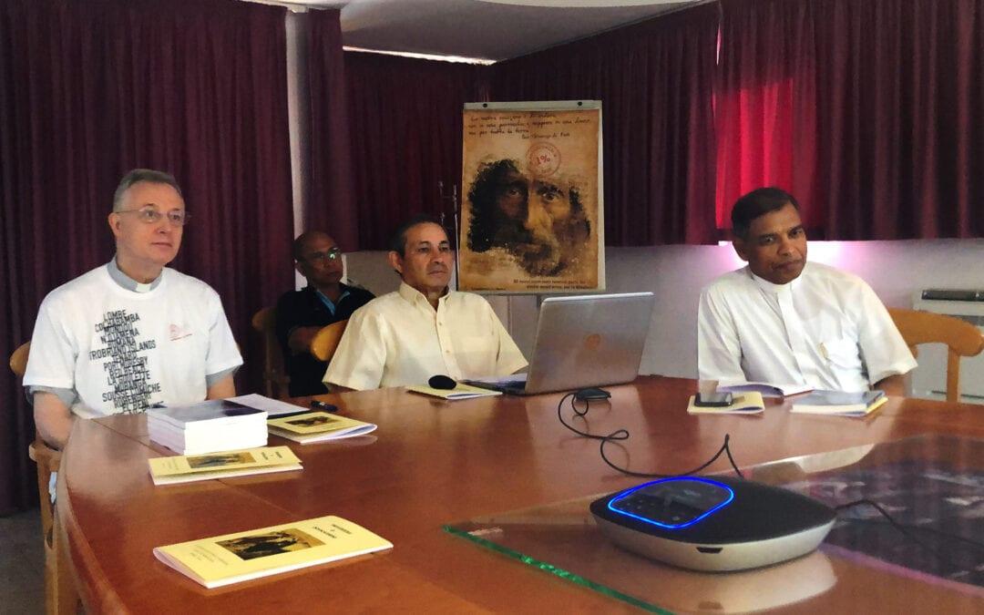 Paroles du Supérieur général au Festival des Vocations Missionnaires